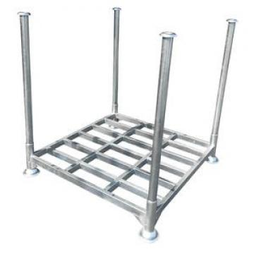 Warehouse Heavy Duty Steel Pallet Racking American Style