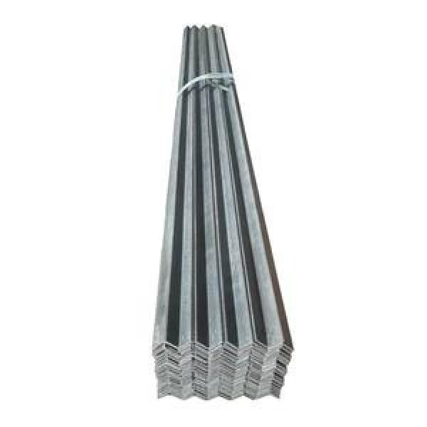 A36 Ss400 Carbon Steel Hot Rolled Metal Angle Bar for Building #3 image