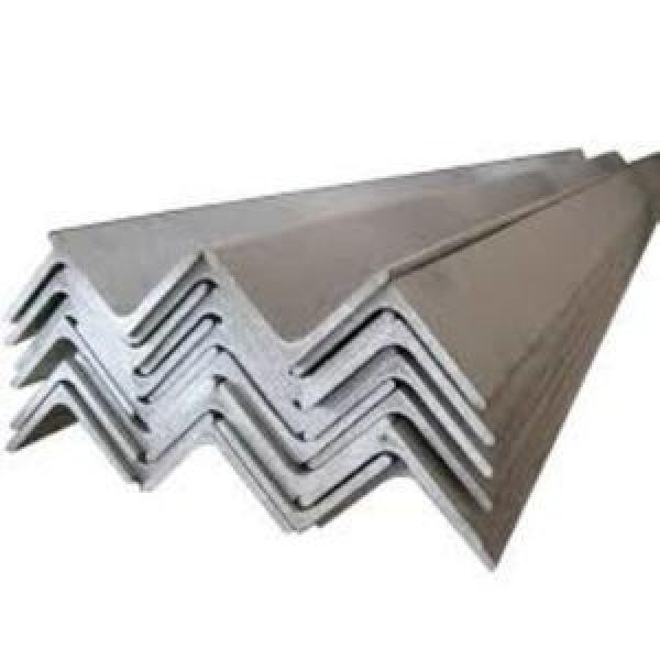 A36 Ss400 Carbon Steel Hot Rolled Metal Angle Bar for Building #2 image