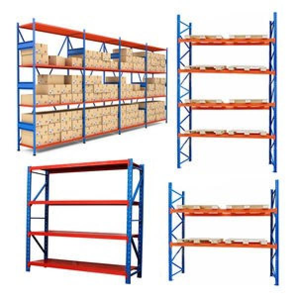 Beam Type Cold Storage Clothing Plumbing Heavy Duty Metal Steel Warehouse Pallet Storage Racking #1 image