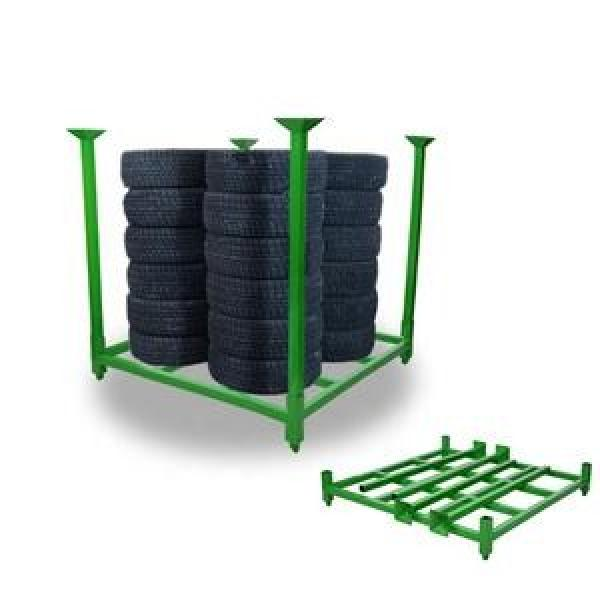 Factory Price Steel Q235B Pallet Storage Rack #1 image