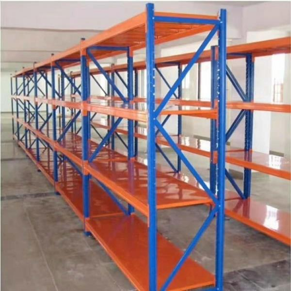 Easy Assembly Metal Flooring Electric Power Cable Storage Pipe Rolling Rack #2 image
