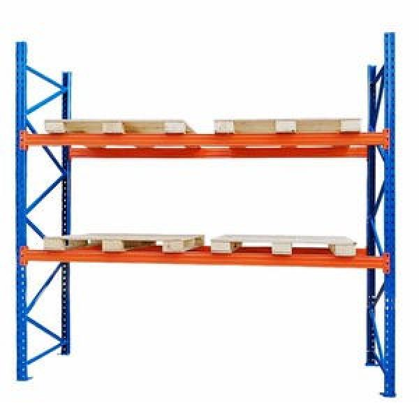 Beam Type Cold Storage Clothing Plumbing Heavy Duty Metal Steel Warehouse Pallet Storage Racking #2 image